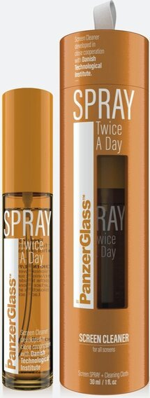 PanzerGlass Spray Twice a day (30 ml)