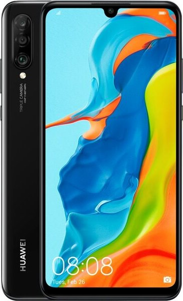 Huawei P30 lite 4GB/128GB Midnight Black