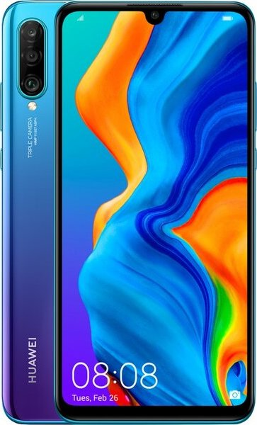 Huawei P30 lite 4GB/128GB Peacock Blue