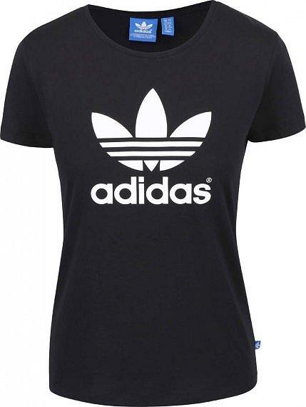 4e2d515f6089 Šedé dámské žíhané dlouhé tričko s logem adidas Originals Trefoil · 5 · 799  Kč