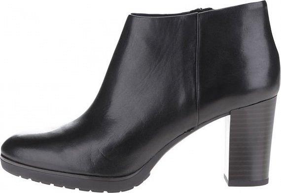 0f7eaabf92e Černé dámské chelsea kožené kotníkové boty s gumou Geox Lover · 46 · -30%  3959 Kč 2769 Kč