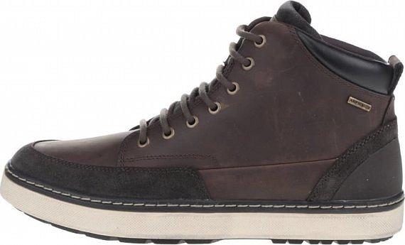 7cd173a860f Černé dámské kotníkové boty s gumovou vsadkou Geox Mendi · 16 · 2569 Kč