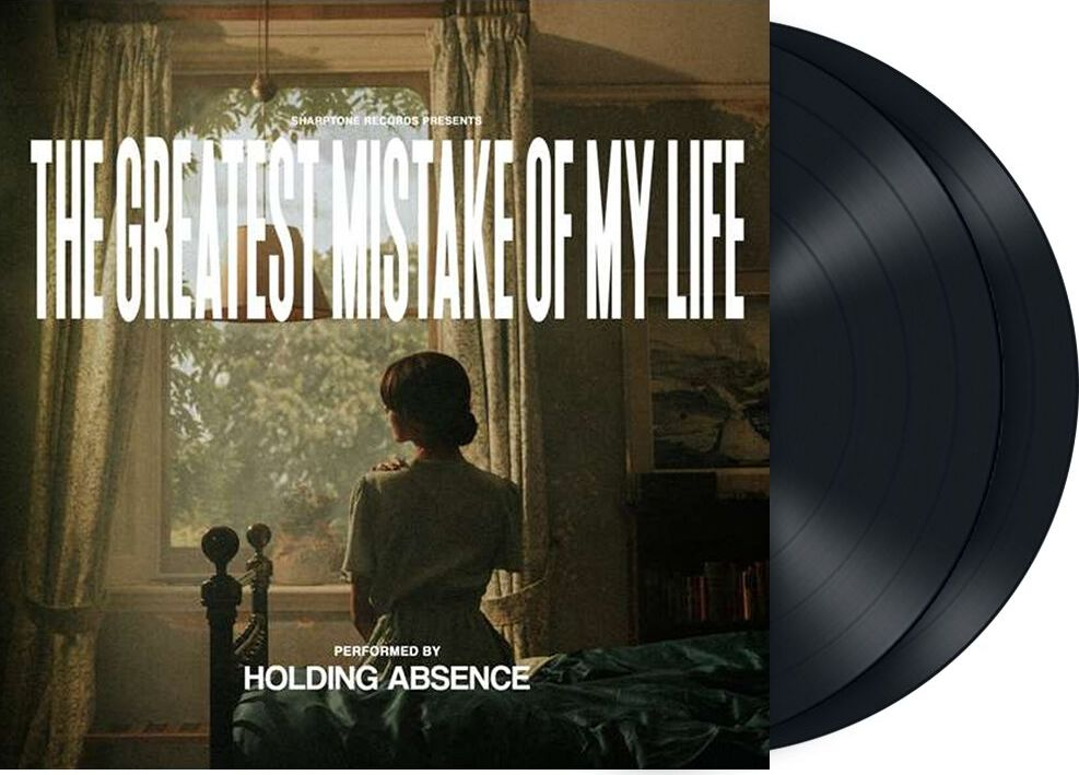 Holding Absence The greatest mistake of my life 2-LP standard