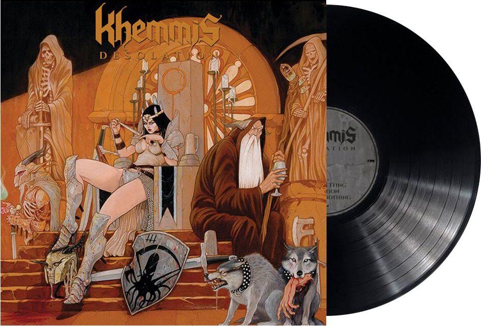 Khemmis Desolation LP standard