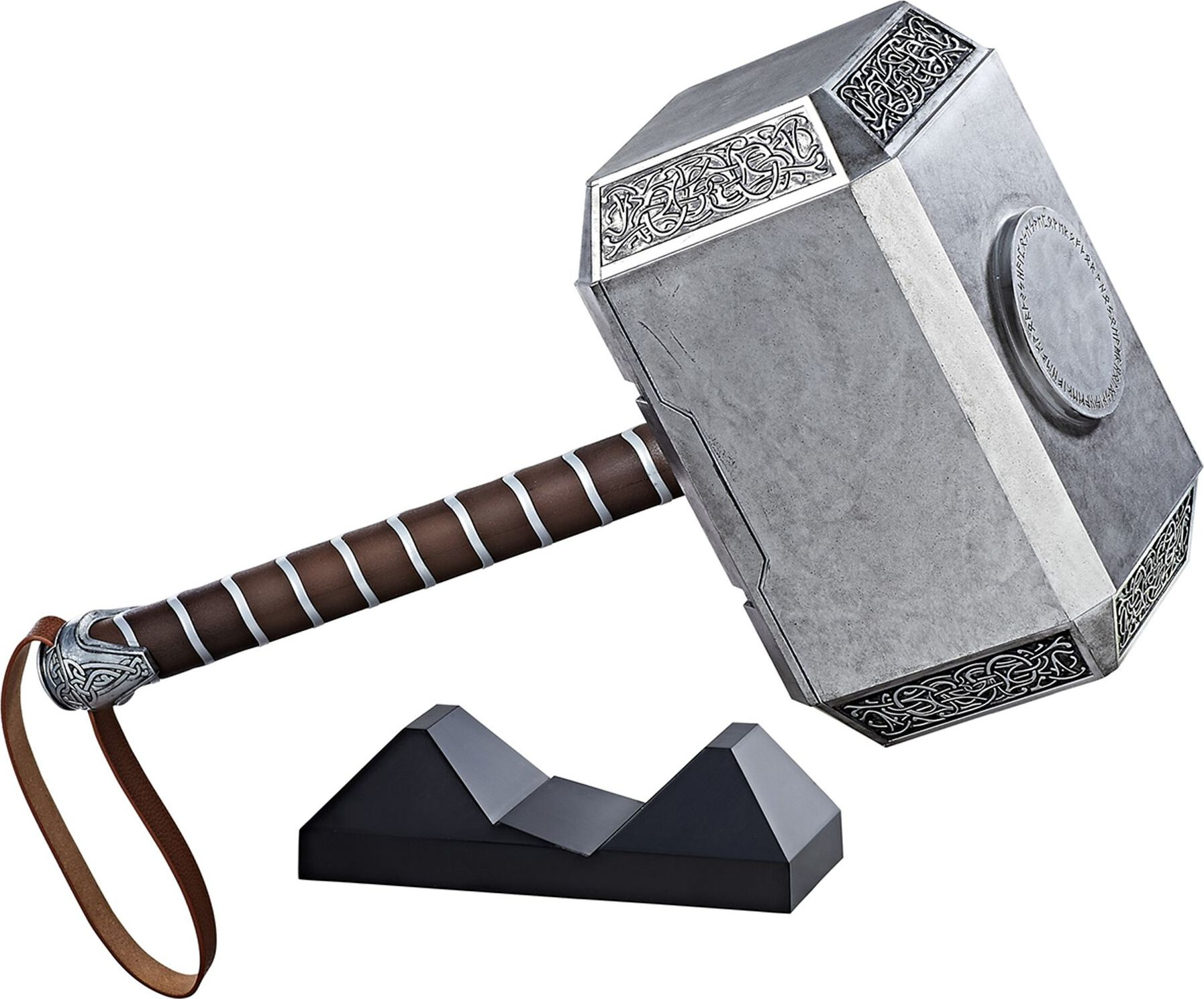 Thor Marvel Legends Gear: Mjölnir - Thors Hammer dekorace standard