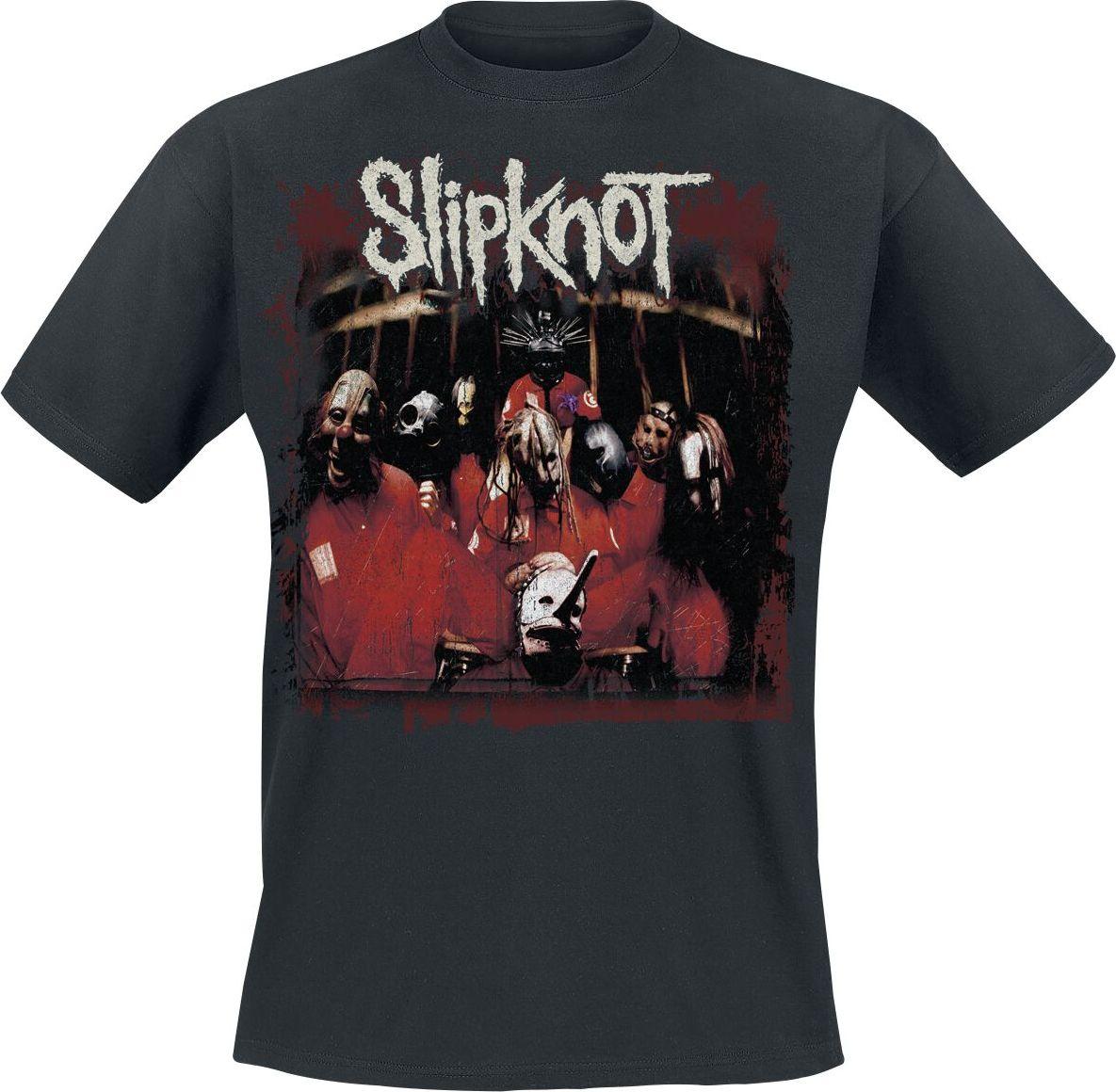 Slipknot Debut Album tricko černá