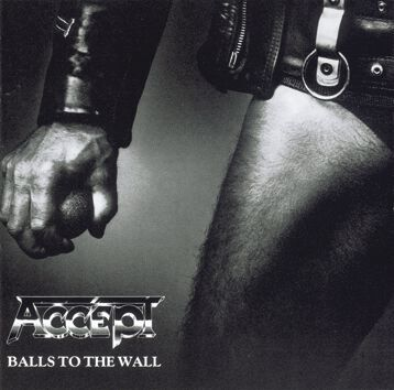 Accept Balls to the wall CD standard