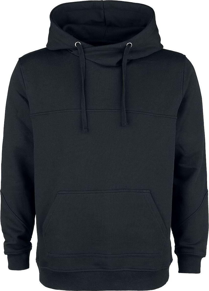Black Premium by EMP Bodies mikina s kapucí černá