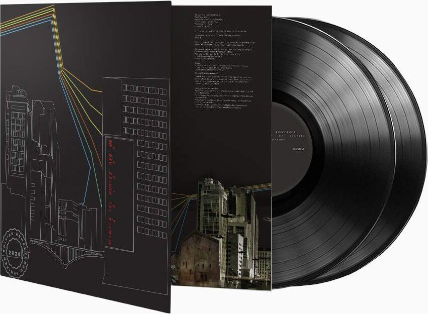 Between The Buried And Me Colors (Remix/Remaster) 2-LP standard