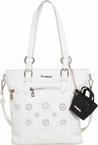 Calvin Klein bílá kabelka M4RISSA Mini Tote · 20 · -30% 2199 Kč 1539 Kč 2a93c73ba53