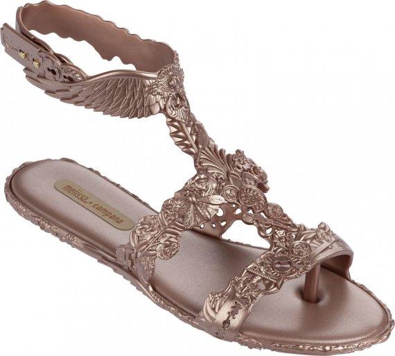 6c9694c92a6e Melissa mramorové sandály Mar Beige »