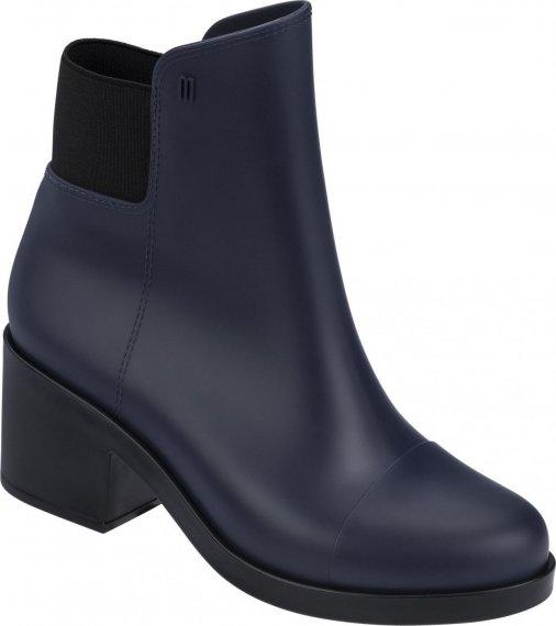 Melissa boty Elastic Boot Blue Black » 9e1a055653
