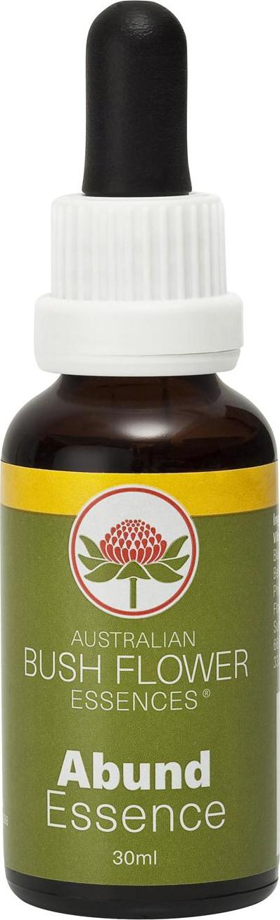 Australian Bush Flower Essences Hojnost 30 ml