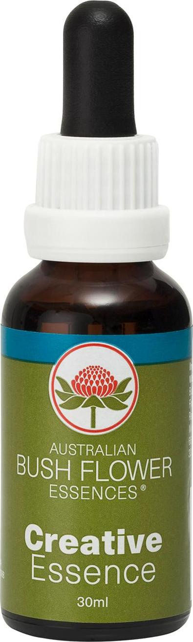 Australian Bush Flower Essences Tvořivost 30 ml