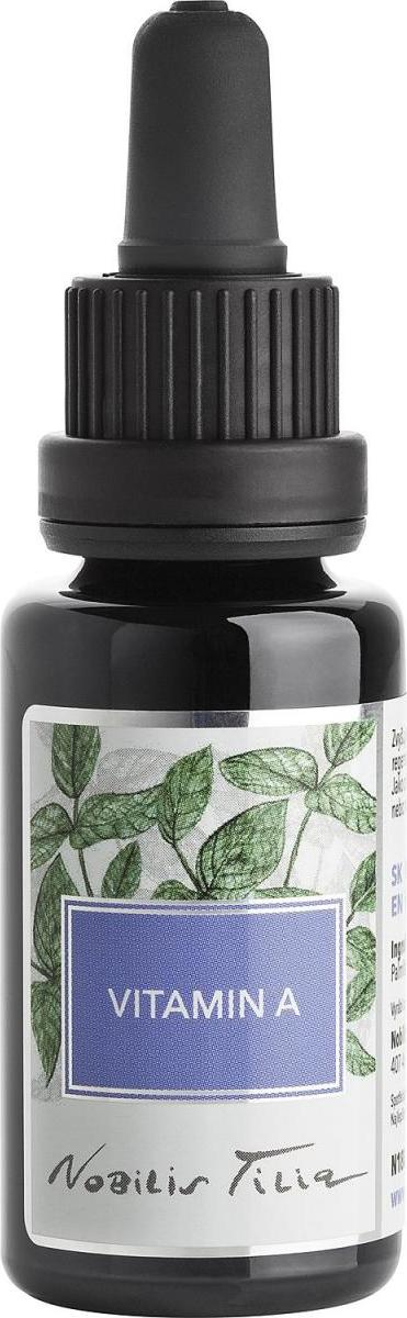 Nobilis Tilia Vitamin A 20 ml