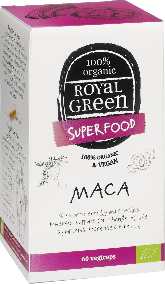 Royal Green Bio Maca 60 ks 35 g