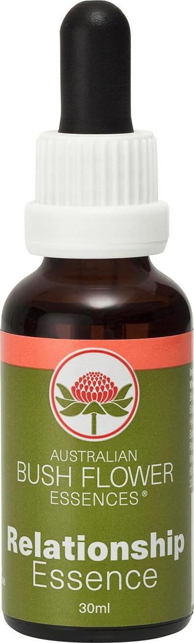 Australian Bush Flower Essences Vztahy 30 ml