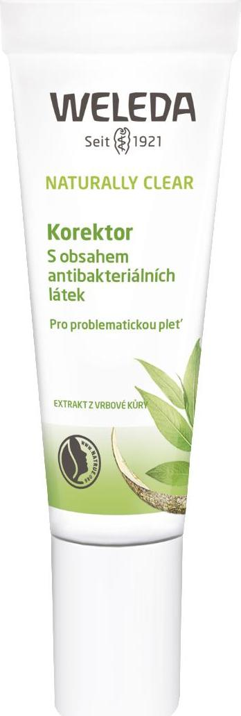 Weleda Naturally Clear korektor na problematickou pleť 10 ml