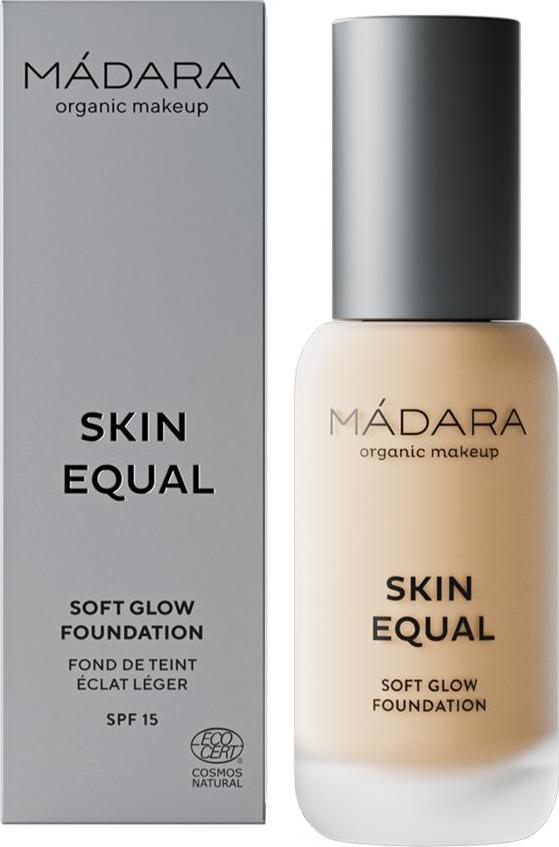 MÁDARA Make-up s SPF 15 Ivory 20 30 ml