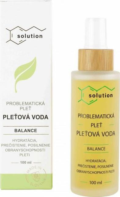 Kvitok Solution balance Pleťová voda 100 ml