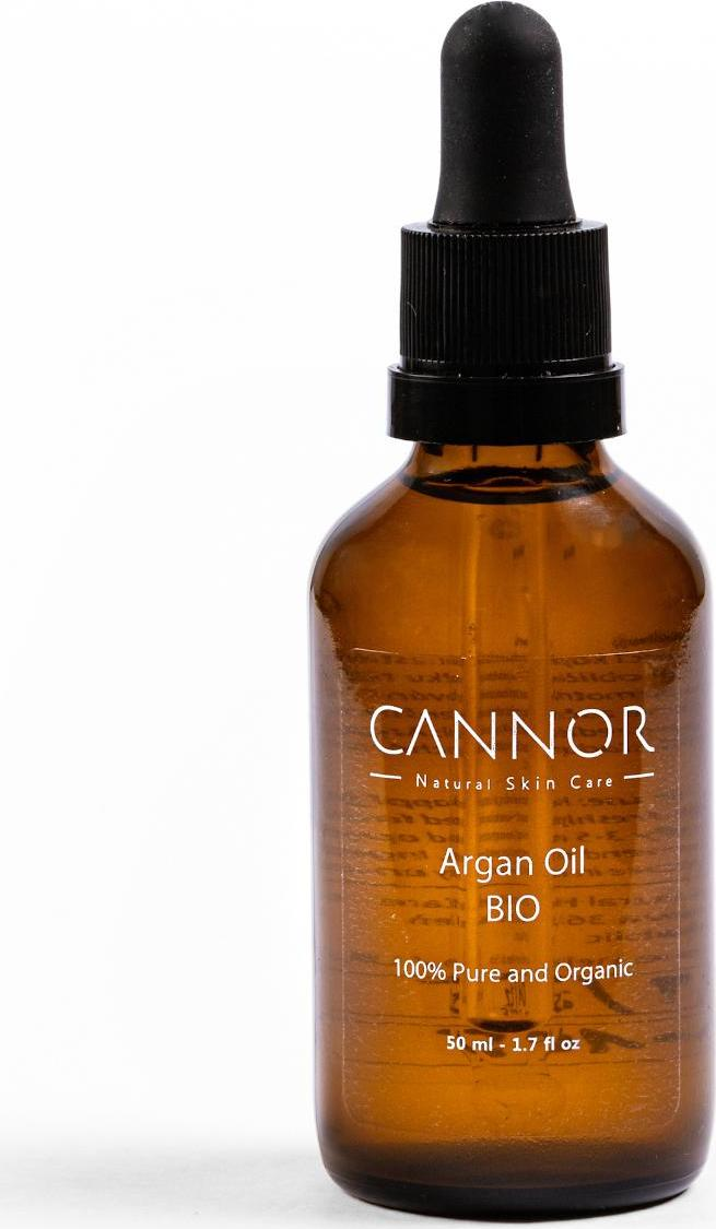 CANNOR Arganový olej BIO 50 ml