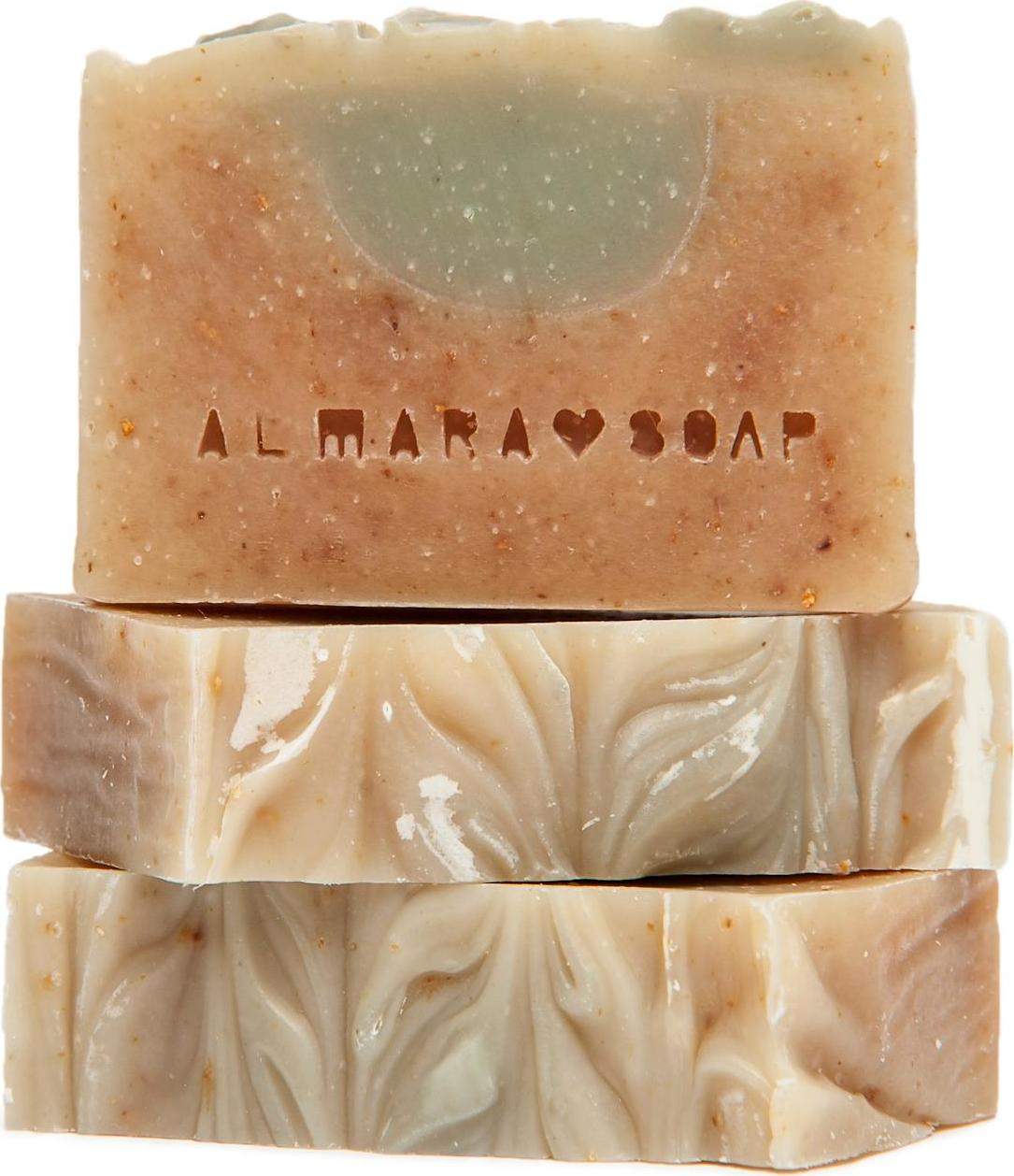 Almara Soap Mýdlo Lemon Tea tree 90 ± 5 g