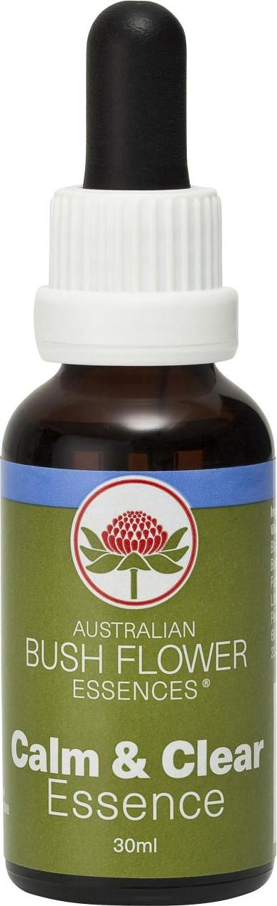 Australian Bush Flower Essences Zklidnění 30 ml
