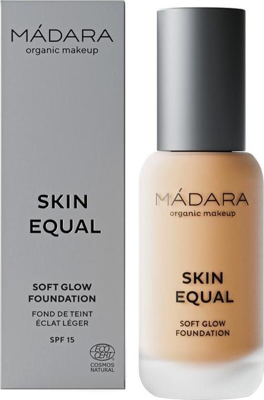 MÁDARA Make-up s SPF 15 Sand 40 30 ml