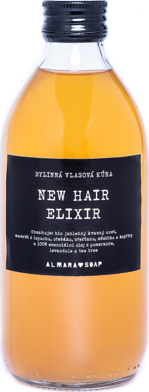 Almara Soap Elixír na vlasy New Hair 300 ml