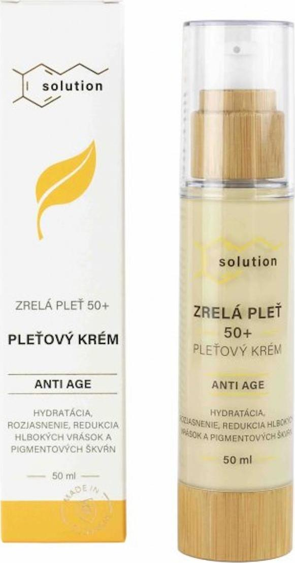 Kvitok Solution antiage Pleťový krém 50 50 ml