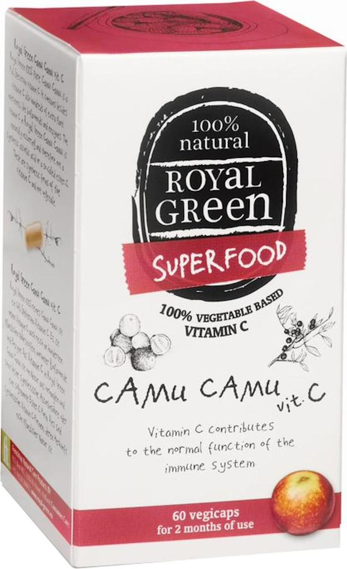 Royal Green Camu Camu kapsle 60 ks 36 g