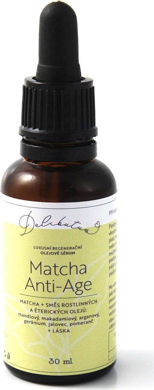 Delibutus Matcha Anti Age 30 ml