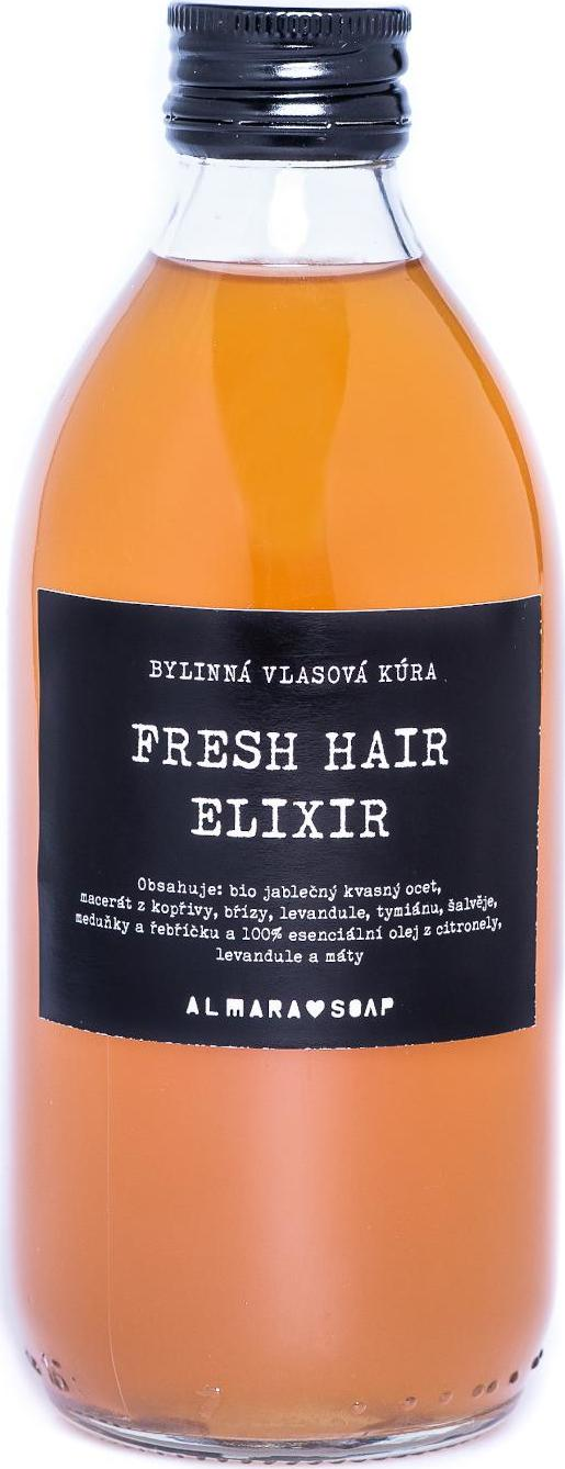 Almara Soap Elixír na vlasy Fresh Hair 300 ml