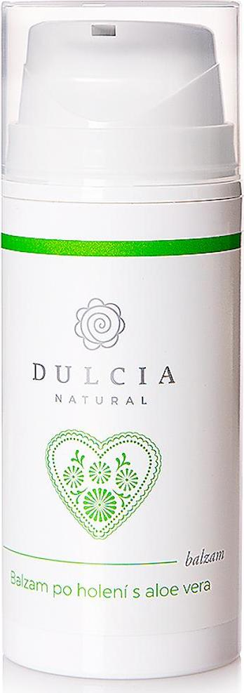 DULCIA natural Balzám po holení s aloe vera 100 ml