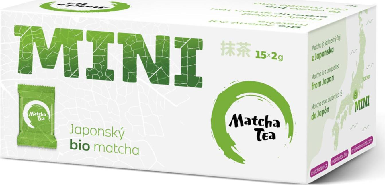Matcha Tea Matcha Mini Bio 15 x 2g