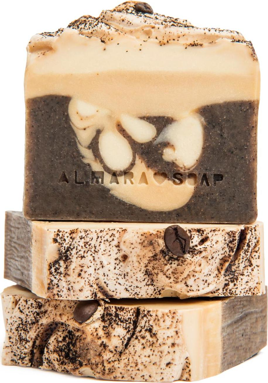 Almara Soap Mýdlo Coffee Time 100 g - 5 g