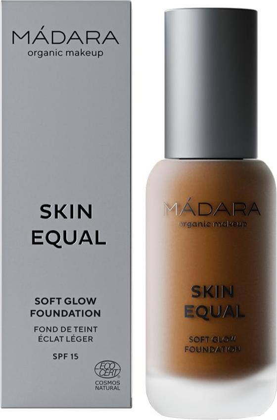 MÁDARA Make-up s SPF 15 Chestnut 90 30 ml