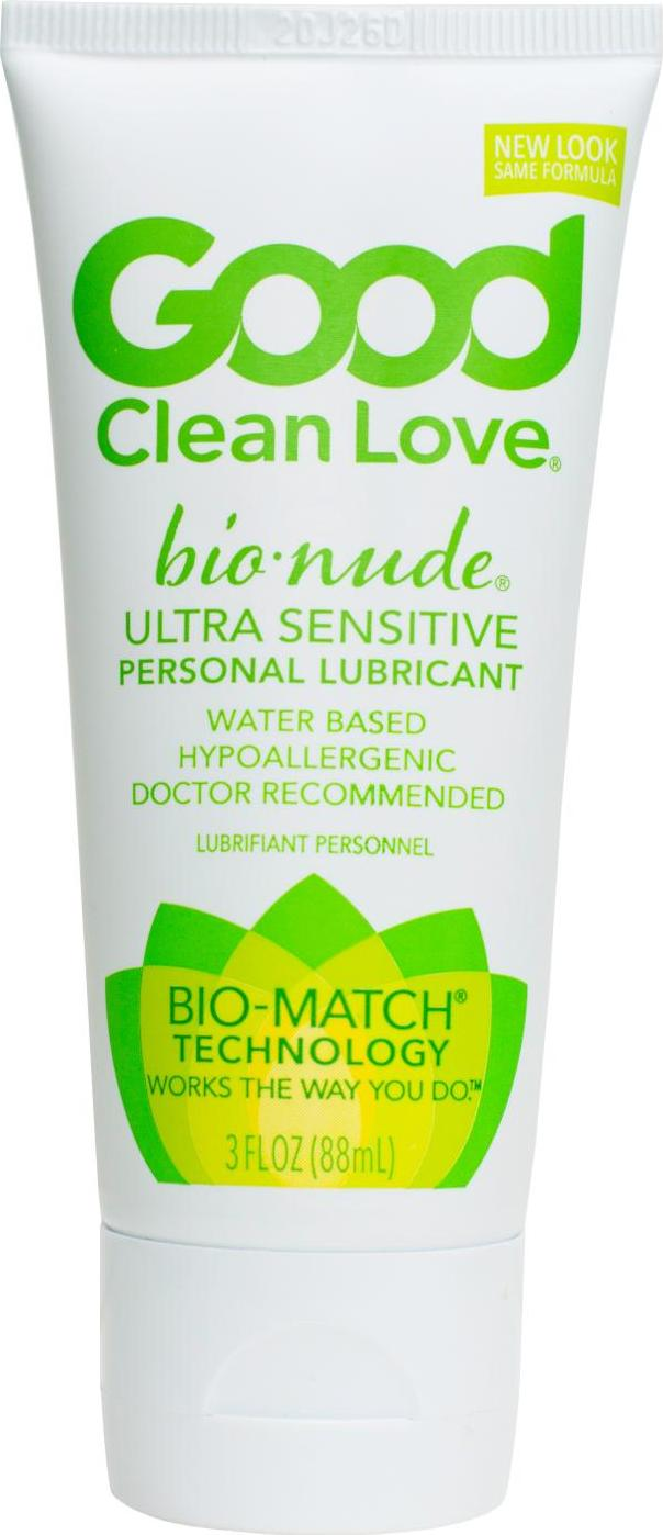 Good Clean Love Lubrikační gel BioNude 887 ml