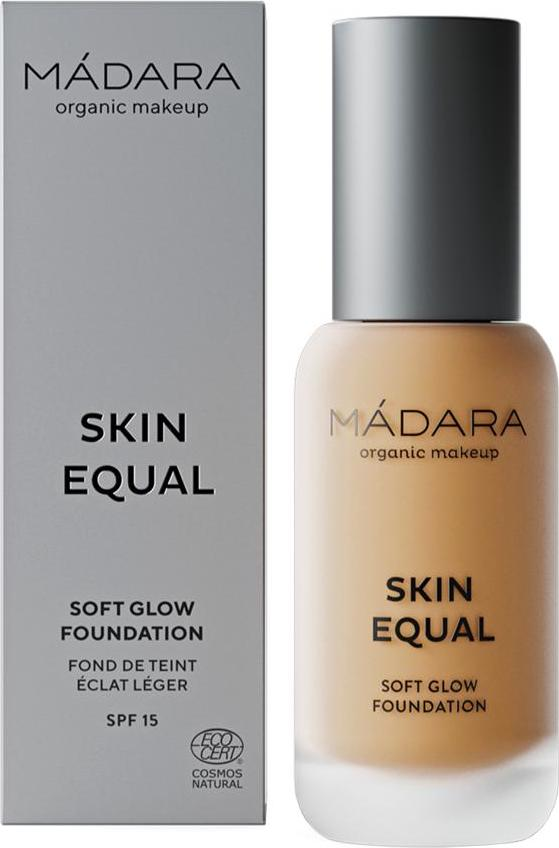 MÁDARA Make-up s SPF 15 Golden Sand 50 30 ml