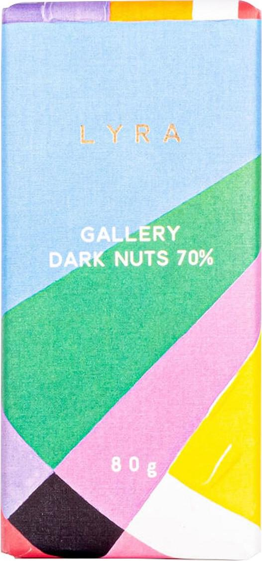 LYRA Gallery dark Nuts 70 80 g