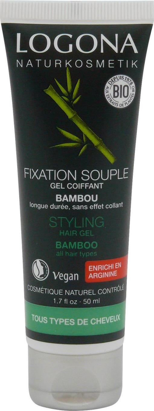 Logona Styling Gel Bambus 50 ml