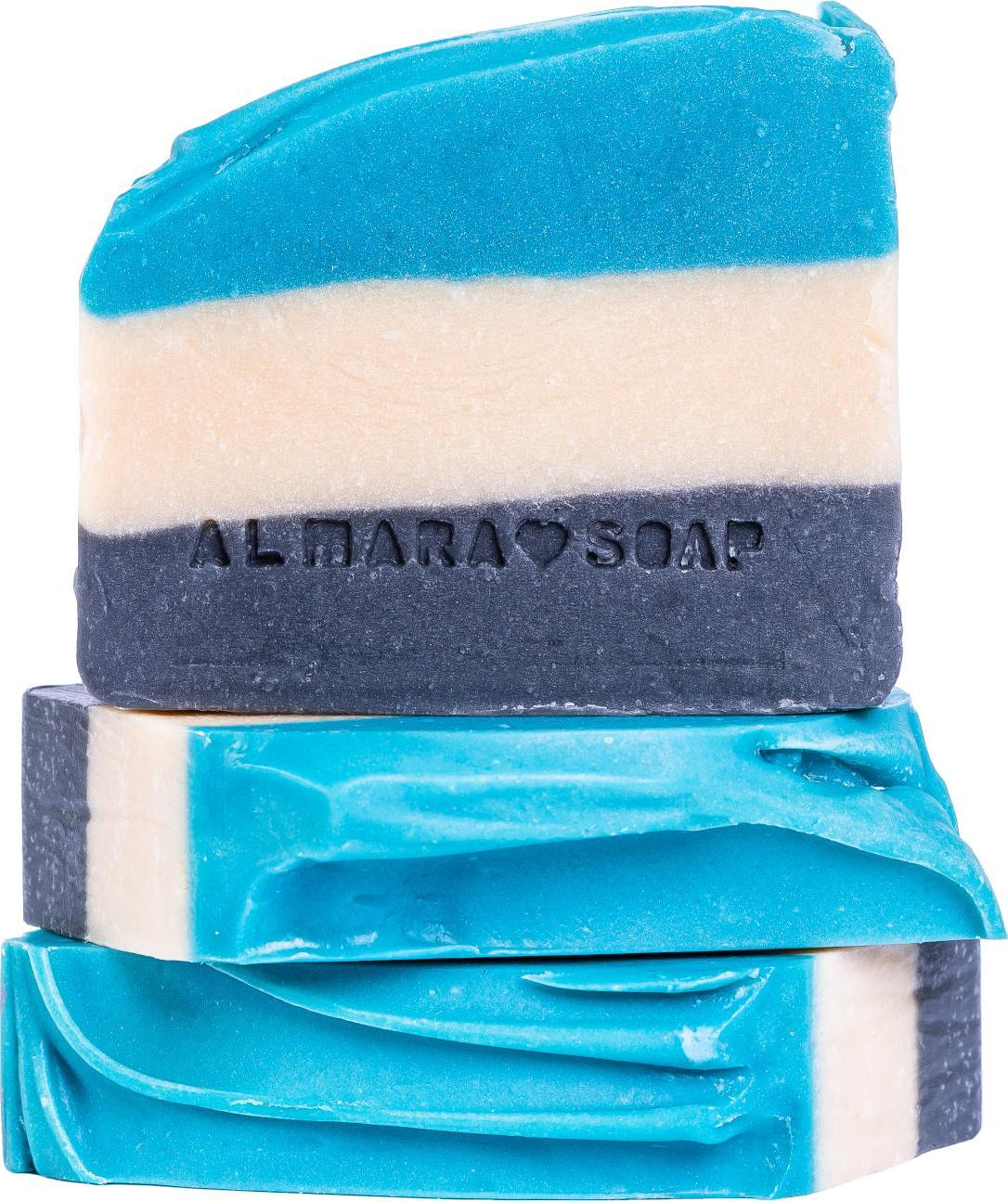 Almara Soap Mýdlo Gentlemen´s Club 100 g - 5 g