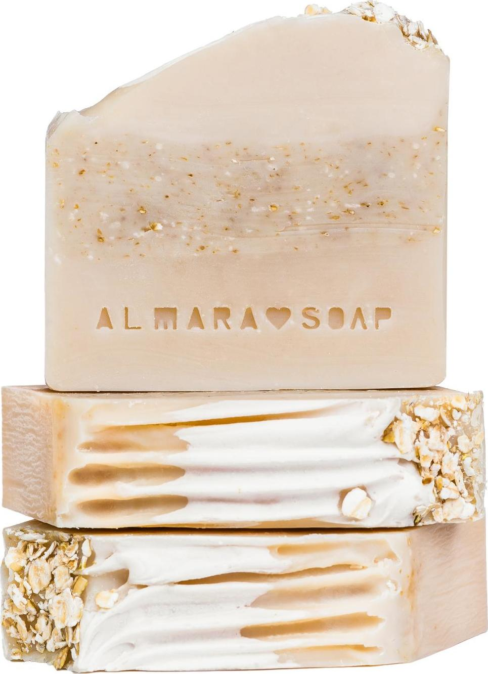 Almara Soap Mýdlo Sweet Milk 100 g - 5 g