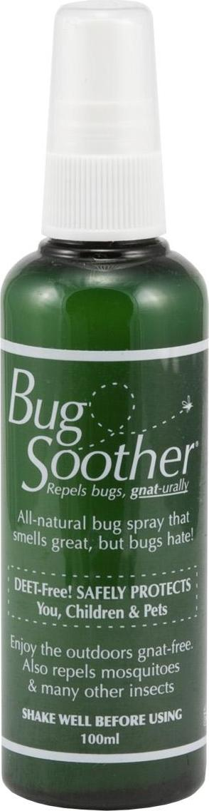 BugSoother Repelent na hmyz ve spreji 100 ml