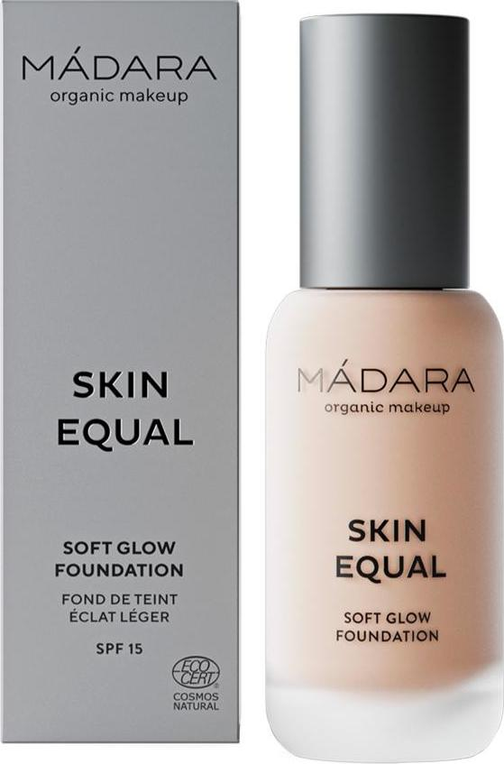 MÁDARA Make-up s SPF 15 Rose Ivory 30 30 ml