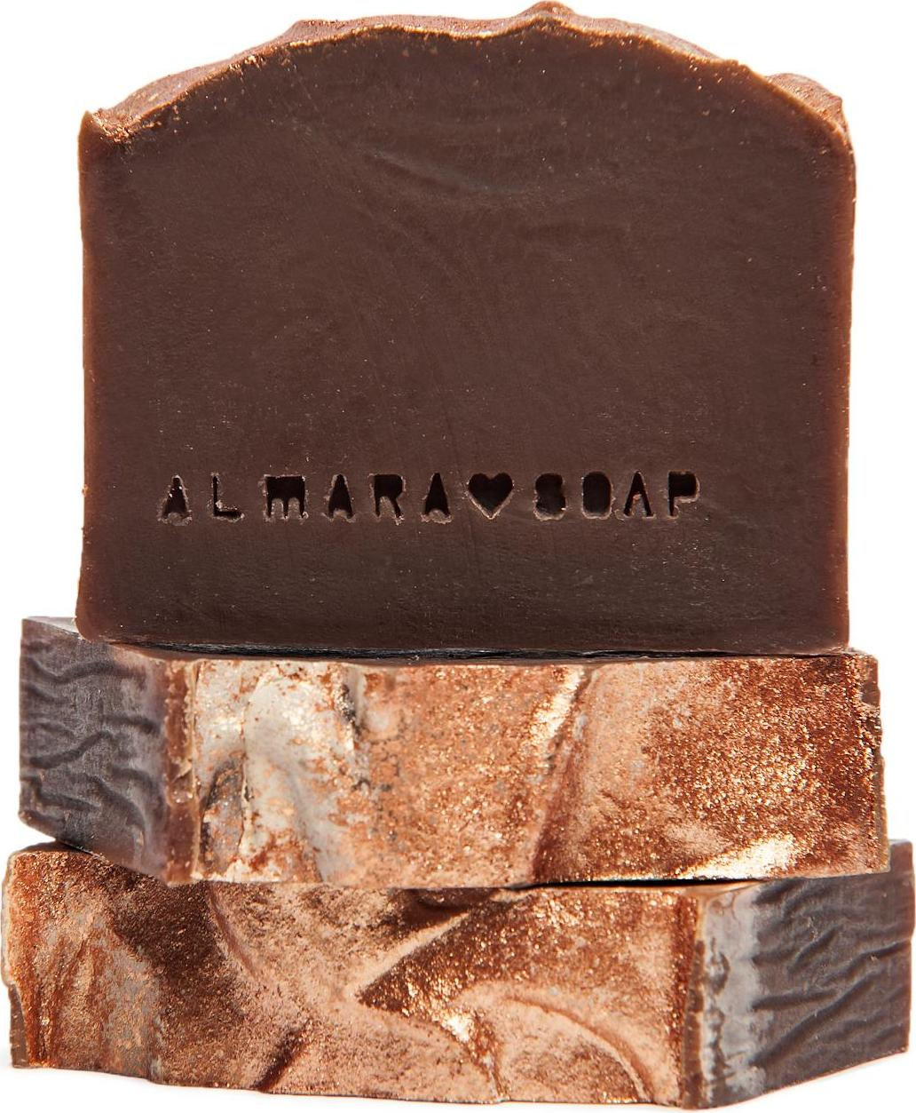 Almara Soap Mýdlo Gold Chocolate 100 g - 5 g