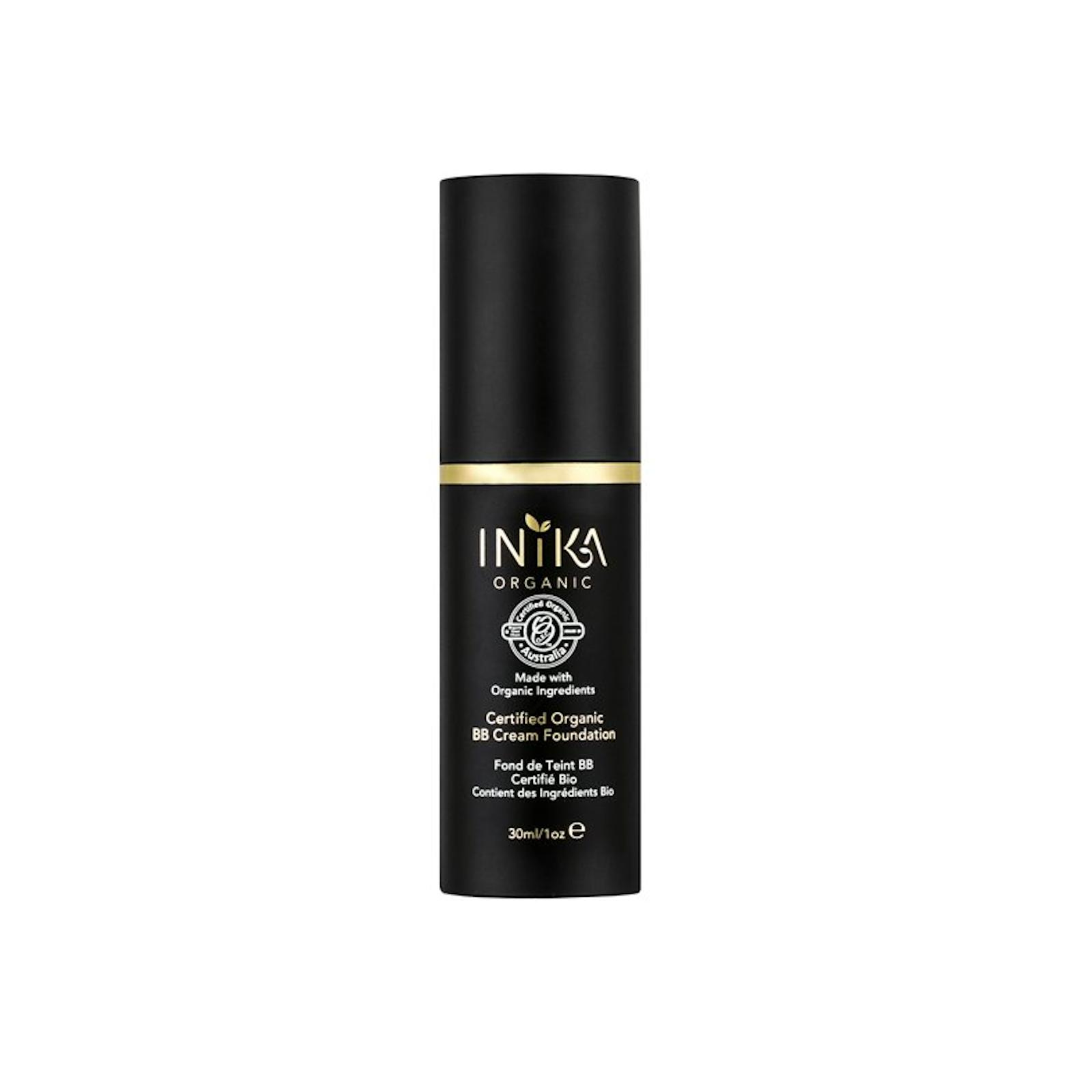 Inika Organic BB krém Tan 30 ml