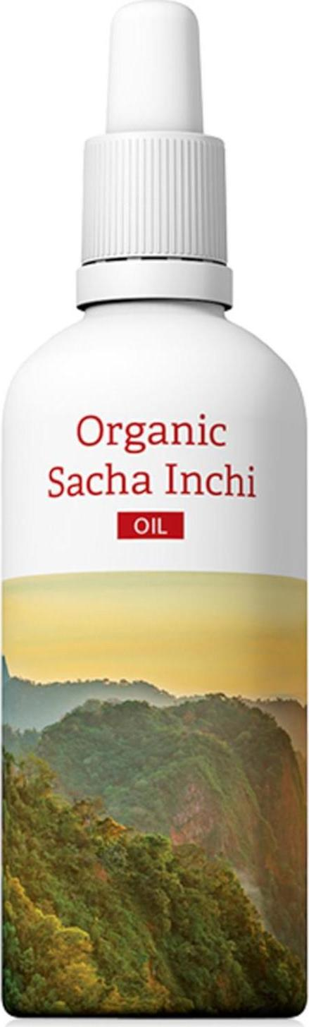 Energy Organic Sacha Inchi olej BIO 100 ml