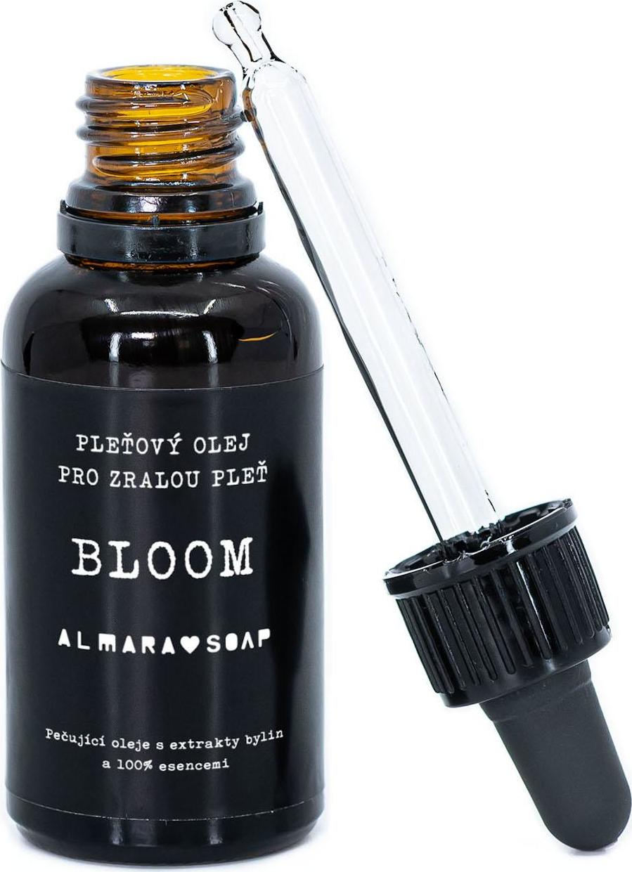 Almara Soap Pleťový olej Bloom 30 ml