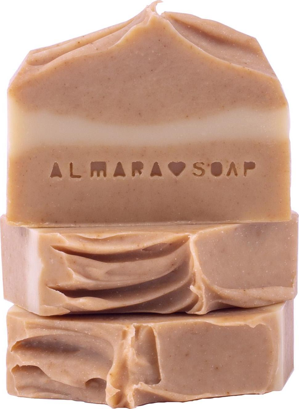 Almara Soap Mýdlo Curcuma Honey 90 ± 5 g